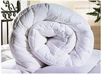 Одеяло стеганное полуторное Голд, лебяжий пух 150х210