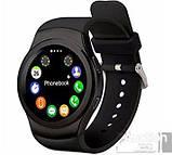 Умные часы Smart Watch GSM Camera V8 Black, фото 2