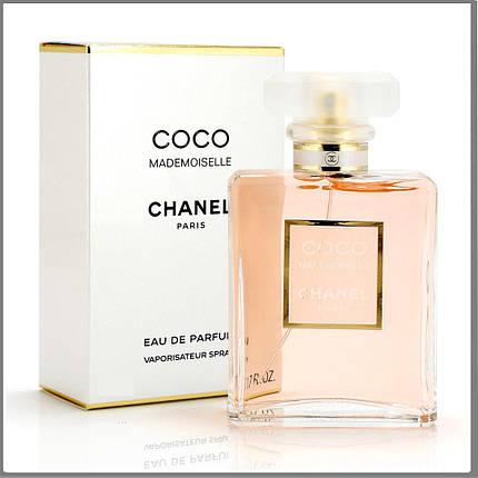 Chanel Coco Mademoiselle парфюмированная вода 100 ml. (Шанель Мадмуазель), фото 2