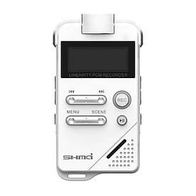 Професійний PCM HD цифровий стерео диктофон Shmci D30 (03200)