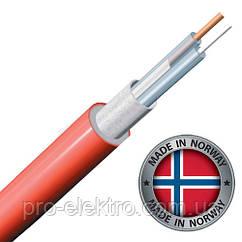 Двужильный нагревательный кабель для систем снеготаяния TXLP/2R DEFROST SNOW 640/28 (Red)