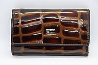 Жіноча шкіряна ключниця Wanlima 50092147 Coffee, фото 1