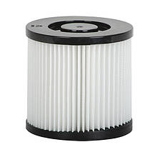 Патронний фільтр гофрований до пилососа DT-1020/DT-1030 INTERTOOL DT-1036