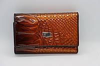 Женская кожаная ключница Wanlima 71091590792b1 Coffee
