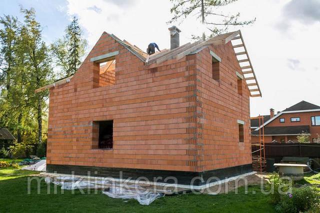 дом из двойного кирпича