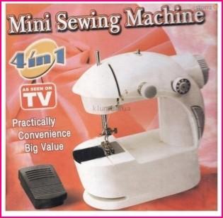 Міні швейна машинка 4 в 1