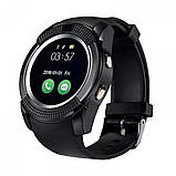 Умные часы Smart Watch GSM Camera V8 Bronze бронза, фото 5