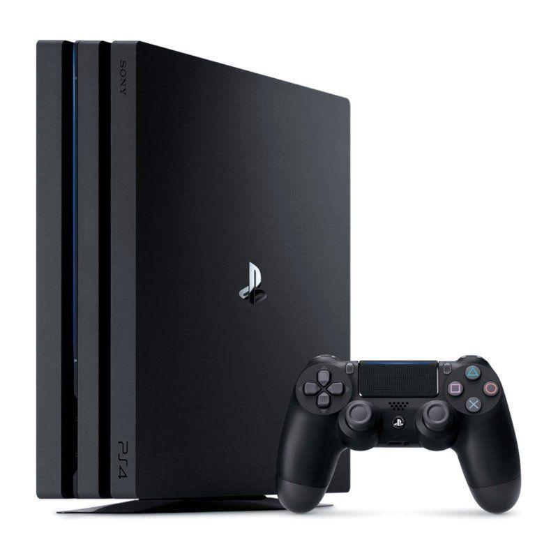 Ігрова консоль Sony PlayStation 4 PRO 1 TB (Black)