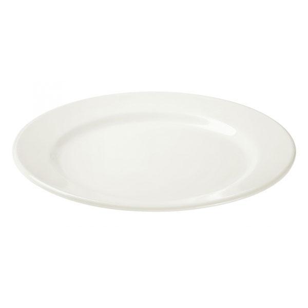 Тарелка Ipec Bari Ivory обеденная 24 см