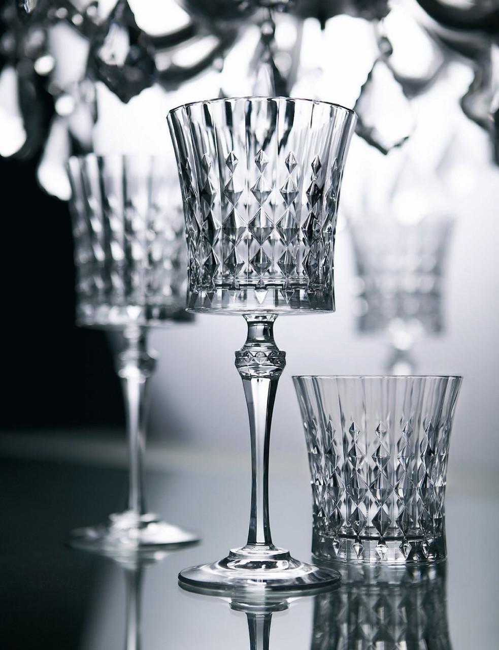 Набор бокалов Eclat Lady Diamond 270 мл 6 шт