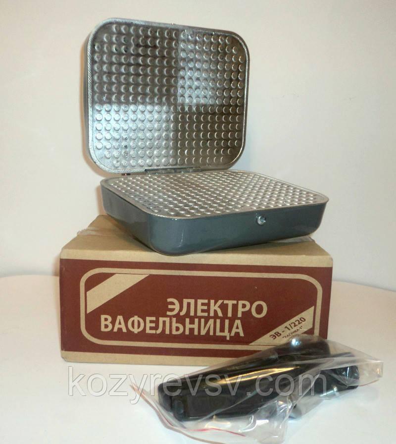 Электровафельница Ласунка для тонких вафель,новая,в заводской упаковке оптом и в розницу,Харьков