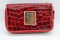 Женская кожаный ключница Wanlima 82092840117 Red