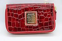 Жіноча шкіряна ключниця Wanlima 82092840117 Red, фото 1