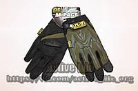 """Перчатки военные, тактические MECHANIX WEAR M-PACT (закрытые """"L-XL""""), тактичні рукавиці"""