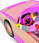 Машина Кабриолет 2 в 1 с бассейном LOL Surprise Car-Pool Coupe with Exclusive Doll MGA Entertainment, фото 9