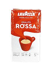 Кофе LAVAZZA лаваца (лавазза) Qualita ROSSA молотый 250 г. Оригинал EU
