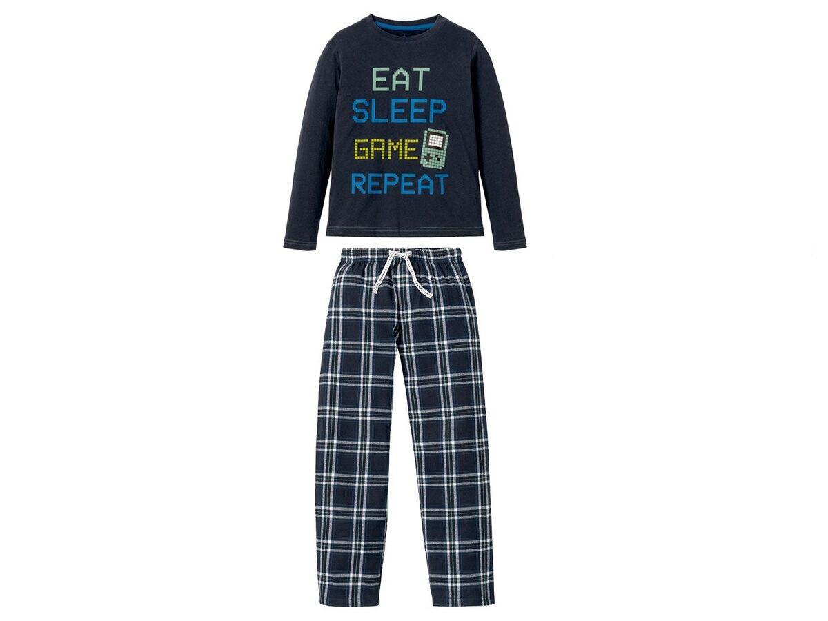 Пижама Pepperts для мальчика 6-8 лет, рост 122/128