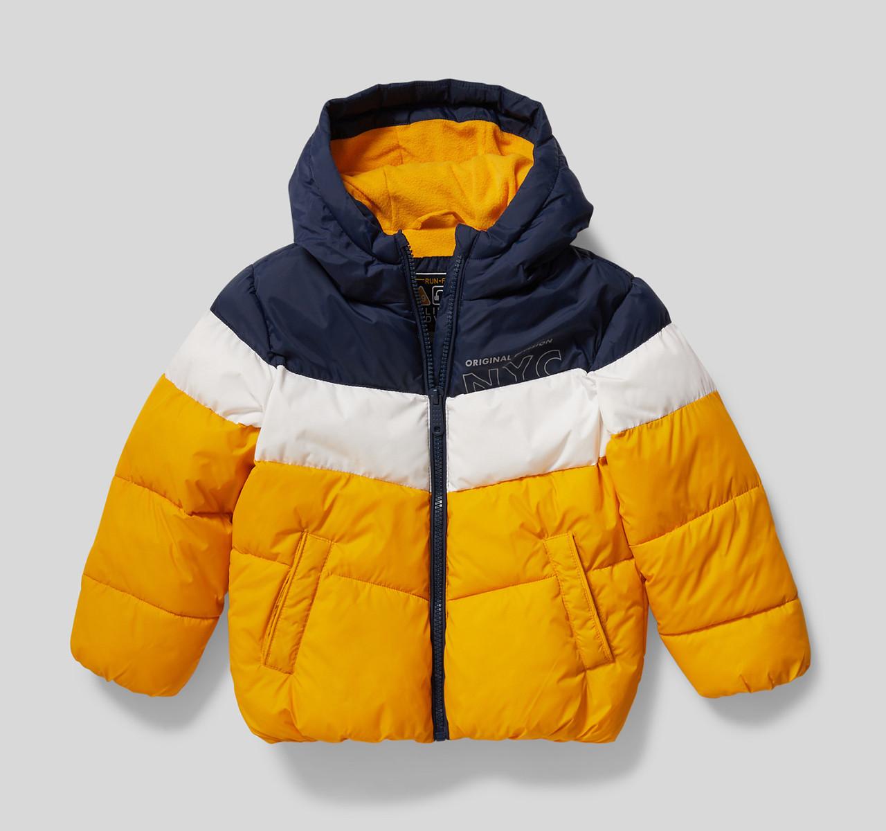 Демисезонная куртка на мальчика C&A Германия Размер 122, 128