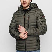 Куртка демісезонна Vavalon KD-908 Khaki