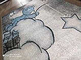 Коврик прямоугольный в детскую комнату Chilai Home Bear star 033, фото 2