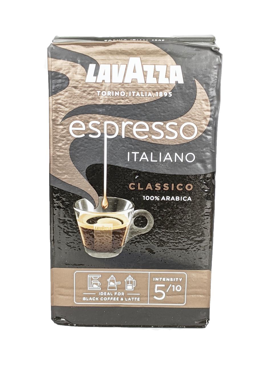 Кофе молотый LAVAZZA лаваца (лавазза) espresso itialiano 250г молотый