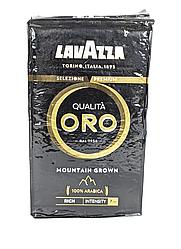 Кава LAVAZZA лаваца (лавазза) Qualita Oro Bianco d Altura мелений 250 г