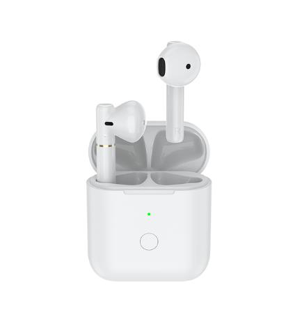 Беспроводные наушники QCY T8 TWS Bluetooth 5.1 YouPin Гарнитура Цвет Белый