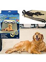 Подстилка чехол на автомобильное сиденье для домашних животных, Pet Zoom Loungee Auto беж