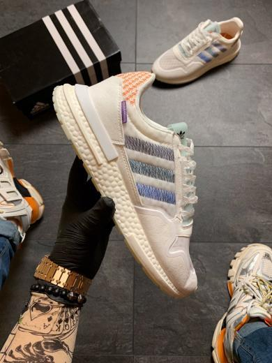 Кросівки жіночі Adidas ZX 500 Commonwealth (Білий). Стильні жіночі кросівки