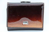 Женский кожаный кошелёк Wanlima 81042580015b1 Coffee
