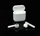 Беспроводные наушники QCY T8 TWS Bluetooth 5.1 YouPin Гарнитура Цвет Белый, фото 2