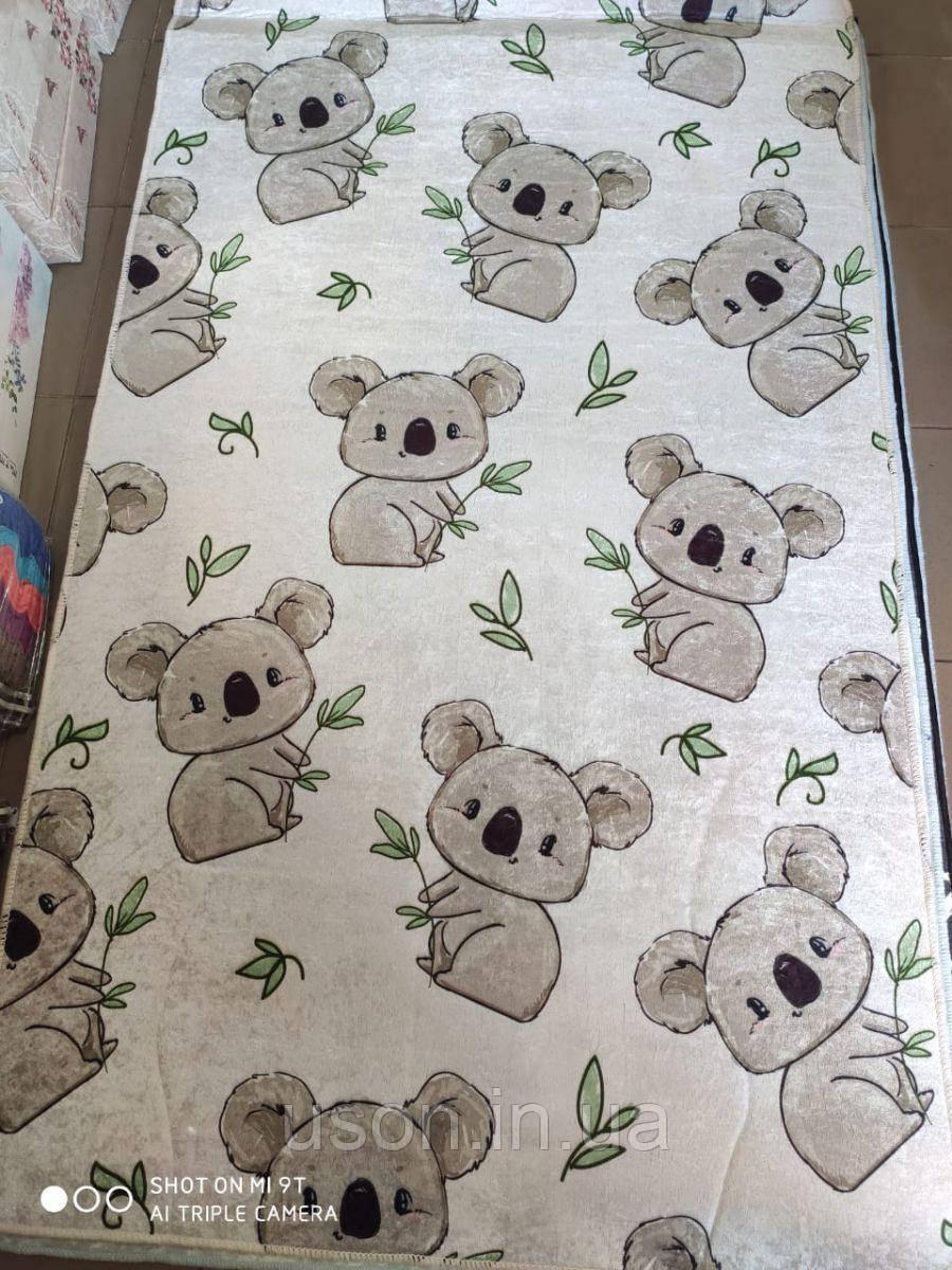 Коврик прямоугольный в детскую комнату Chilai Home Koala erku