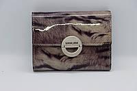Женский кожаный кошелёк Wanlima 11044790663a2 Gray, фото 1