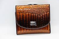Женский кожаный кошелёк Wanlima 62041170017b1 Coffee