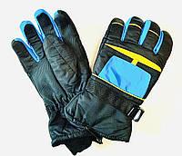 Перчатки горнолыжные мужские р.L/XL (большой размер), фото 1