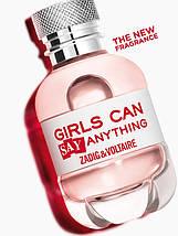 Zadig & Voltaire Girls Can Say Anything парфюмированная вода 90 ml. (Тестер Девушки могут сказать что угодно), фото 2