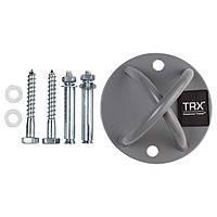 Крепление для петель trx, трх, крепление TRX X-Mount, D=120мм
