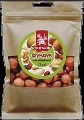 Фундук нежареный Сто Пудов™ (75 грамм)