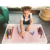 Комплект Tega MULTIFUN стол+1 стул MF-001 multicolor, фото 3