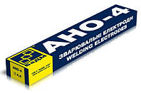 Рутиловое электроды сварочные ано-4 Ф4 (БаДМ) для дуговой ручной сварки.