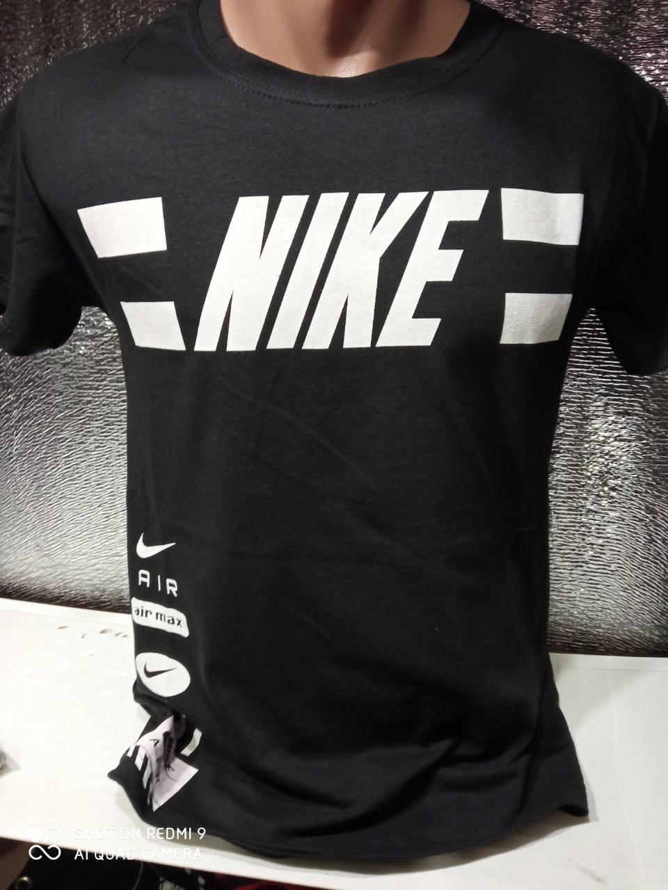 Модні, стильні Чоловічі футболки оптом Чорний