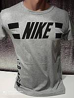 Модні, стильні Чоловічі футболки оптом Сірий