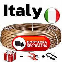 Труба для теплого пола PEX-A 16х2мм Ferolli (Италия) (БУХТА 200м)