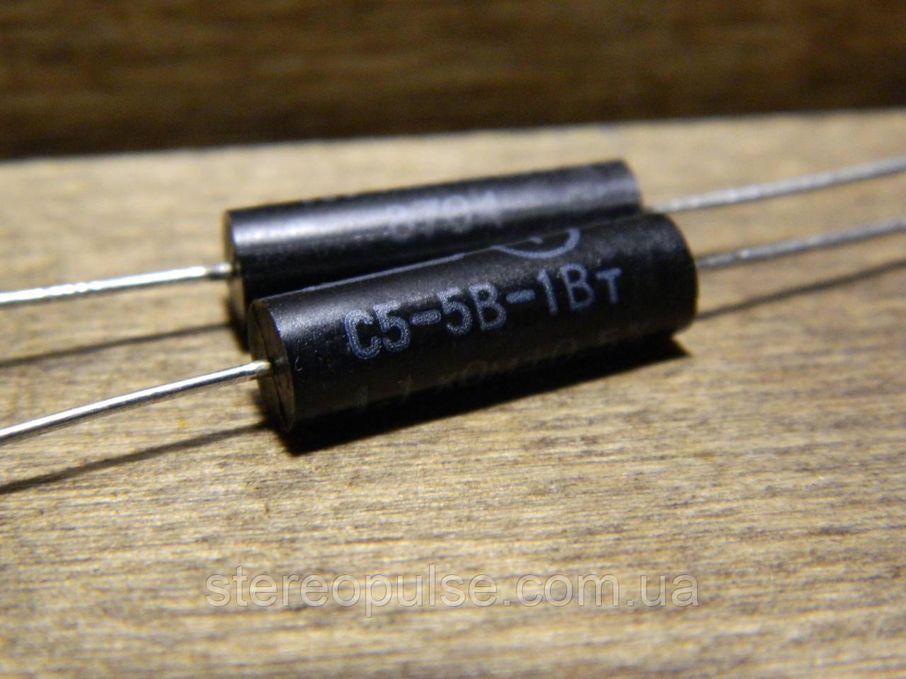 Резистор С5 - 5В 1вт 1.1 кОм 0.5%