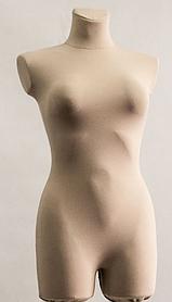 """Чехол для манекена сменный тканевый  TREMVERY """"Венера"""" бежевый"""