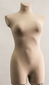 """Чохол для манекена """"Венера"""" бежевий"""