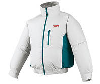 Аккумуляторная куртка MAKITA DFJ201ZM
