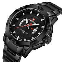 Наручные часы Naviforce NF9085 All Black, фото 1