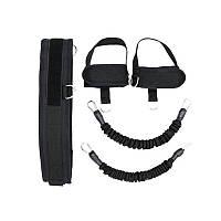 Эспандер для силовых упражнений ног Dobetters DBT-L01 Black