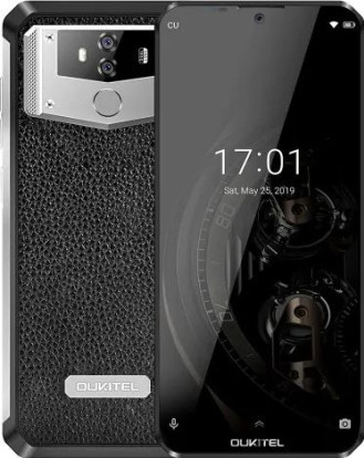 OUKITEL K12 black